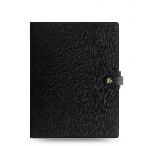 Chester A5 Compact Organiser Black