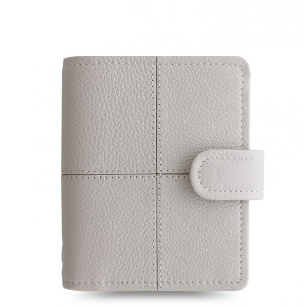 Classic Stitch Soft Pocket Organiser Grey