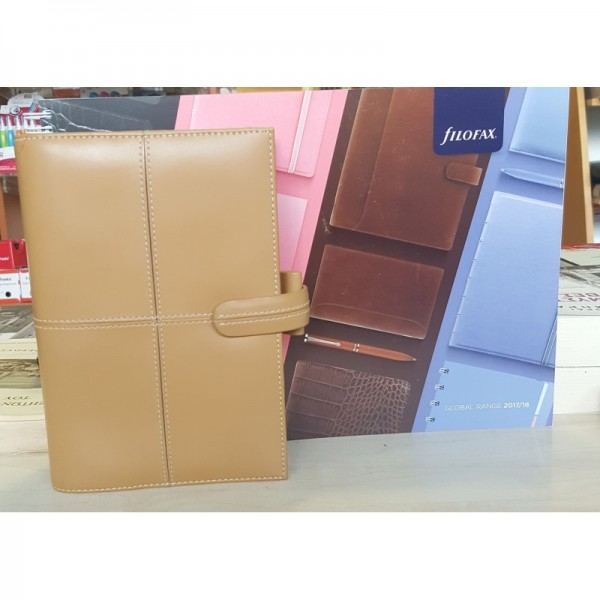 Filofax Personal Cross Leather