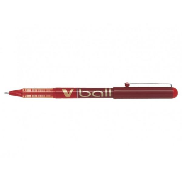 ΣΤΥΛΟ PILOT V-BALL 0.7mm ΚΟΚΚΙΝΟ
