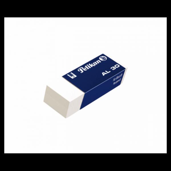 Pelikan Γομολάστιχα Λευκή Πλαστική AL 30