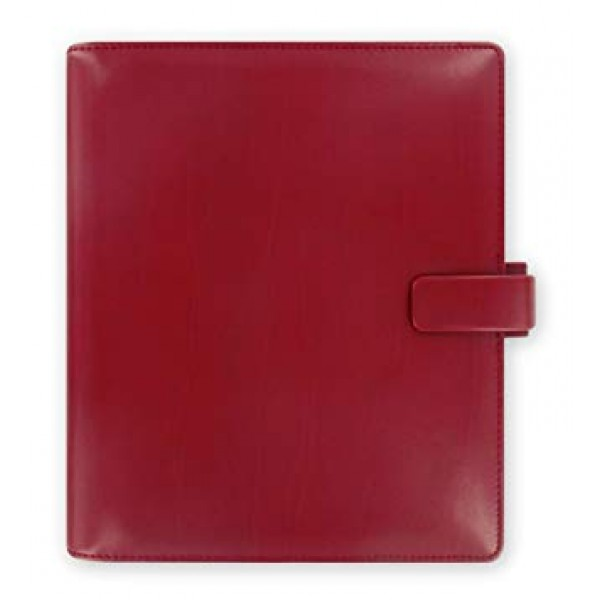 Filofax Metropol A5 Organiser red