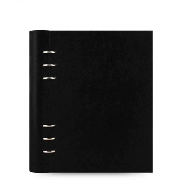 Filofax Clipbook black
