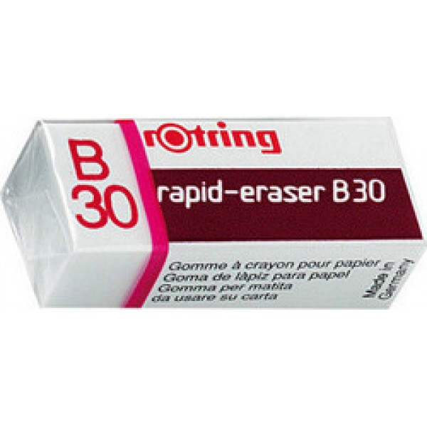Rotring Rapid Erasers Γομολάστιχα Σχεδίου Β30